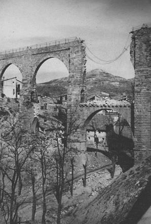 los-arcos-tras-la-guerra-civil
