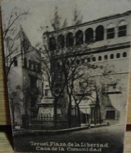 Plaza de la Libertad, actualmente Plaza de la Marquesa